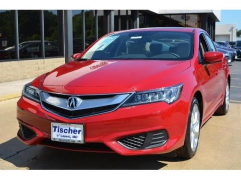 New 2017 Acura ILX w/AcuraWatch Plus