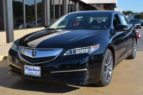 New 2017 Acura TLX V6 w/Technology Pkg