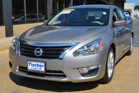 Certified Pre-Owned 2014 Nissan Altima 2.5 SV