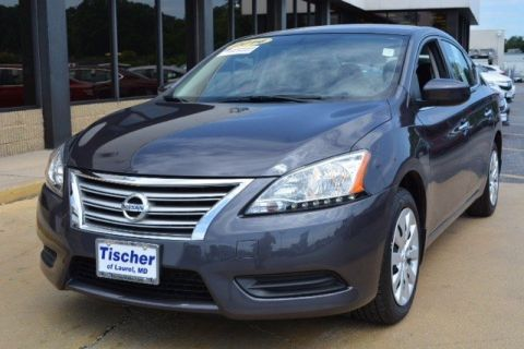 Certified Pre-Owned 2014 Nissan Sentra S