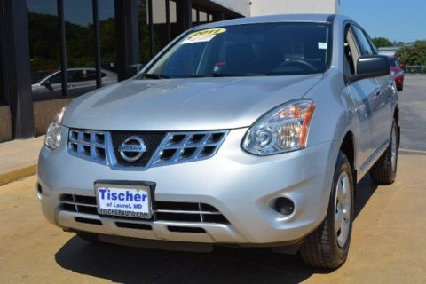 Certified Pre-Owned 2011 Nissan Rogue S