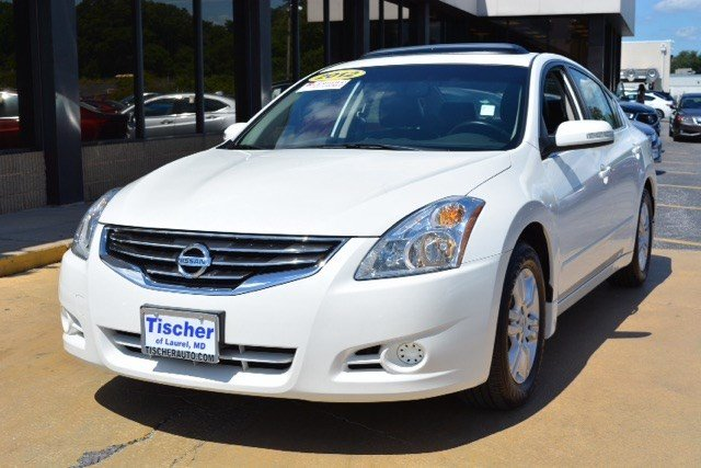 Certified Pre-Owned 2012 Nissan Altima 2.5 SL