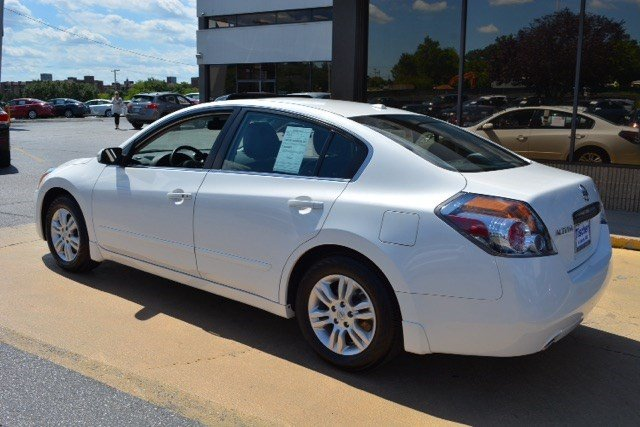 Elegant Certified Pre Owned 2012 Nissan Altima 2.5 SL