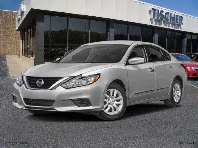 New 2016 Nissan Altima 2.5 SV