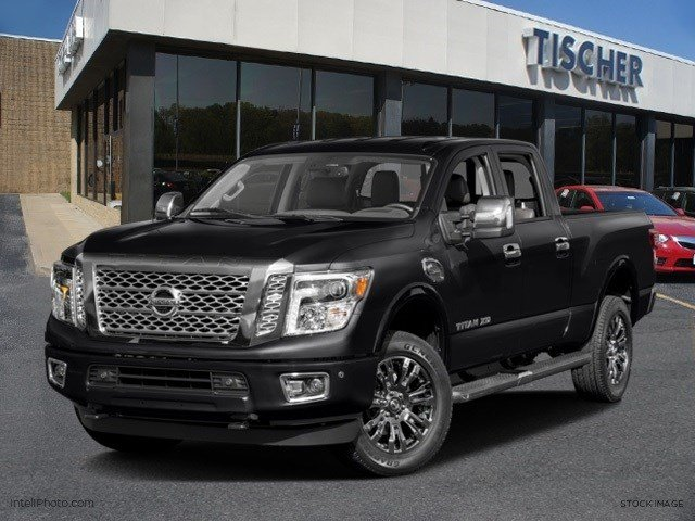 New 2016 Nissan Titan XD Platinum Reserve Crew Cab Pickup in Laurel