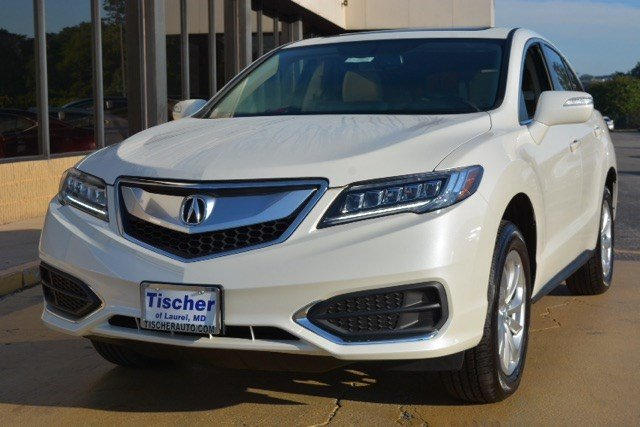 New 2017 Acura RDX w/Technology Pkg