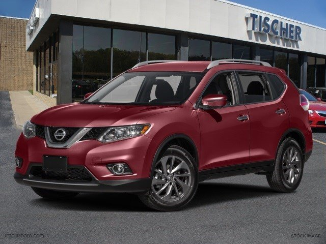 New 2016 Nissan Rogue SL Sport Utility in Laurel NNR5555
